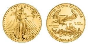 American Eagle Goldmünze Finanzennet