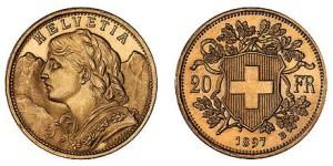 Gold Vreneli (Schweiz)