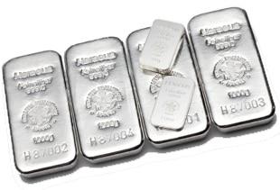 Silber kaufen - Ihre Vorteile