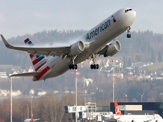: American Airlines is rallying after saying it will raise bag fees (AAL, DAL, JBLU, LUV, UAL)