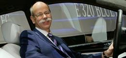 Vorstandschef bleibt: Vertrag von Daimler-Chef wird wohl am 21. Februar verlängert | Nachricht | finanzen.net