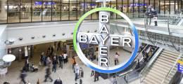 Weiter auf Rekordkurs: Bayer für laufendes Jahr zuversichtlich | Nachricht | finanzen.net