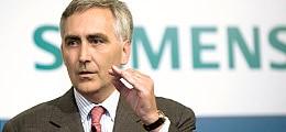 Löscher geht, Kaeser kommt?: Siemens: Führungswechsel und verfehltes Gewinnziel | Nachricht | finanzen.net