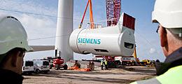 Auf 33 Milliarden Euro: Siemens steigert Umsatz mit Umwelttechnik | Nachricht | finanzen.net