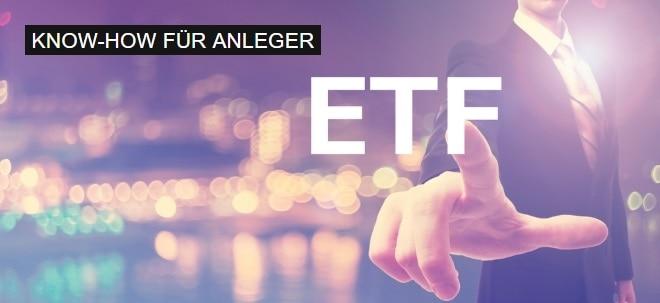 Emerging Markets mit ETFs