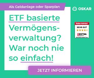 Oskar ETF-Sparplan