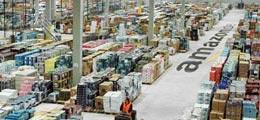 Amazon-Aktie: Web-Händler begeistert Börse auch mit gesunkenem Gewinn