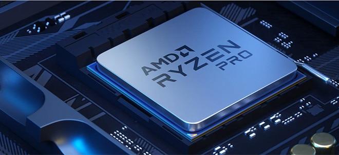 Dank neuer Prozessoren: AMD-Aktie klettert: Kräftiges Wachstum für  AMD   Nachricht   finanzen.net