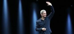 Apple: iPhone sorgt für größten Gewinn der Geschichte - Aktie fünf Prozent im Plus