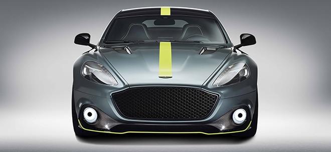 Neue Technologien: Daimler steigt mit Mercedes größer bei Aston Martin ein - Daimler-Aktie gibt nach | Nachricht | finanzen.net