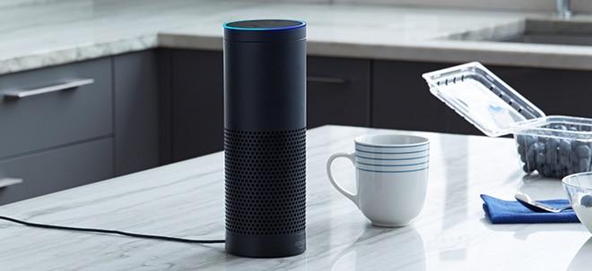 Zwecks Verbesserungen: Amazon-Mitarbeiter tippen zum Teil Alexa-Sprachbefehle ab | Nachricht | finanzen.net