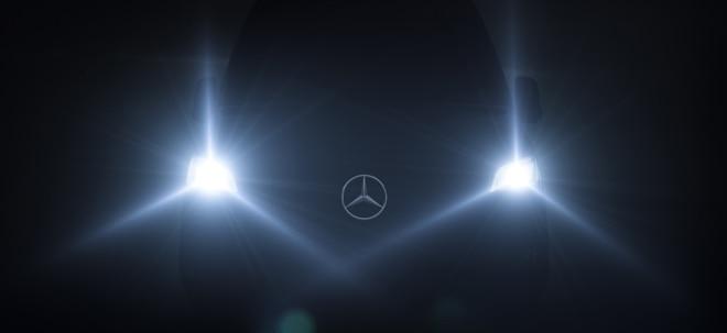 Ausblick bestätigt: Schwächelnder Autoabsatz: Daimler verdient im ersten Quartal erneut weniger - Aktie dennoch höher | Nachricht | finanzen.net