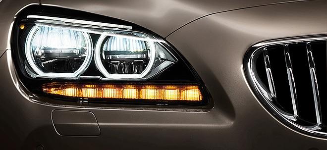 Produktionsstopp verlängert: BMW-Absatz sinkt im ersten Quartal um mehr als 20 Prozent - Aktie dennoch gesucht