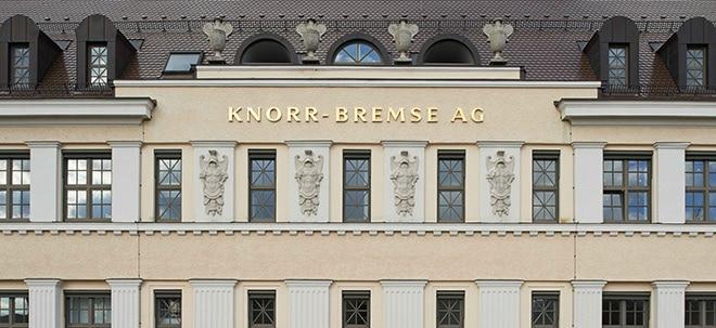 Euro am Sonntag-Aktien-Check: Knorr-Bremse: Schrauben an der Strategie | Nachricht | finanzen.net