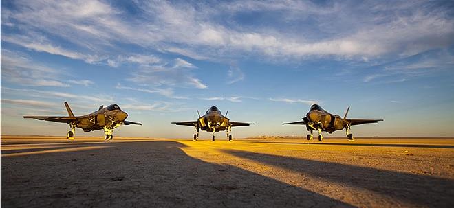 Milliardendeal: Lockheed-Aktie fester: MBDA und Lockheed legen neues Angebot für Raketenabwehr der Bundeswehr vor | Nachricht | finanzen.net