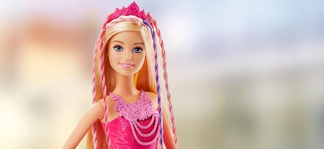 Euro am Sonntag-Aktien-Check: Mattel: Die neue Toystory | Nachricht | finanzen.net