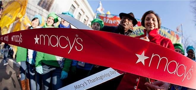 US-Kaufhaus-Ikone: Macy's schreibt wieder schwarze Zahlen - Aktie springt an | Nachricht | finanzen.net