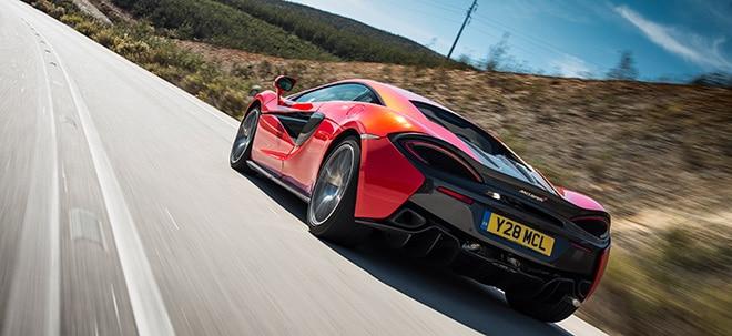 Mode wie ein Supersportwagen: McLaren wird zur Nike und adidas-Konkurrenz mit eigener Sportswear | Nachricht | finanzen.net