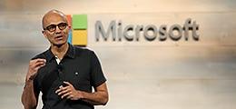 Schleppende Windows-Nachfrage brockt Microsoft Gewinnrückgang ein - Aktie nachbörslich im Minus