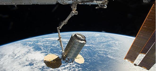 Space-Act-Abkommen: Weltraumtourismus bald möglich? - Virgin Galactic und NASA schließen sich zusammen | Nachricht | finanzen.net