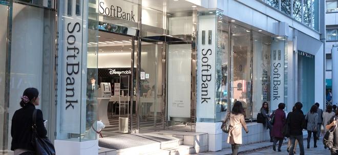 Sekundärplatzierung: Softbank startet Verkauf seiner Anteile an T-Mobile US | Nachricht | finanzen.net