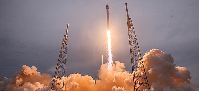Crosspromotion-Profi: So sieht es aus, wenn ein Tesla in den Weltraum fliegt | Nachricht | finanzen.net