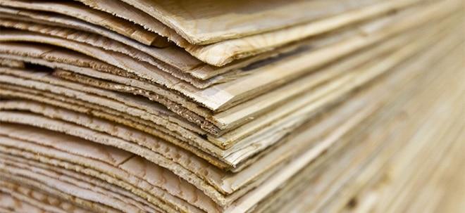 Fonds oder ETF: Rohstoff Holz: Da ist kein Wurm drin | Nachricht | finanzen.net
