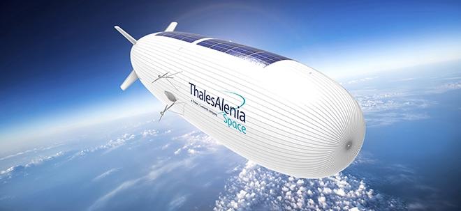 Vertrag über zehn Jahre: Airbus und Thales erhalten Rüstungsauftrag aus Frankreich - Aktien uneinheitlich   Nachricht   finanzen.net
