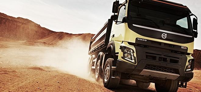 Chip-Knappheit belastet: Volvo bleibt auf Erholungskurs - Volvo-Aktie dennoch leichter | Nachricht | finanzen.net