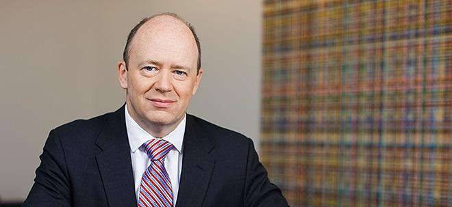 Neue Aufgabe: Ehemaliger Deutsche Bank-Chef nun an Spitze eines Hedgefonds | Nachricht | finanzen.net