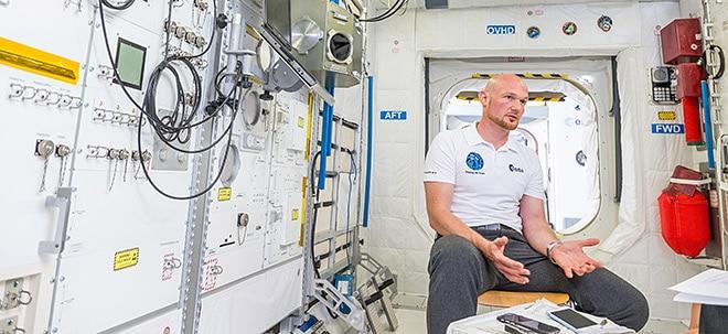 """Euro am Sonntag-Exklusiv: Astronaut Gerst: """"Es ist nicht eine Nummer zu groß für mich""""   Nachricht   finanzen.net"""