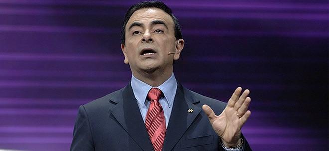 Nebenkläger: Renault beteiligt sich an Justiz-Ermittlungen gegen Ex-Chef Ghosn | Nachricht | finanzen.net
