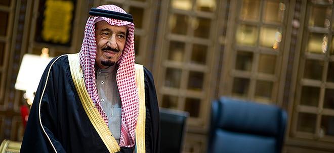 Euro am Sonntag: Saudi-Arabien: Die Macht des Hauses Saud | Nachricht | finanzen.net