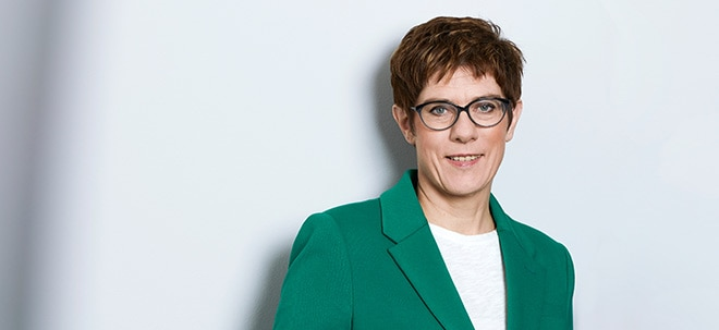 Euro am Sonntag-Exklusiv: Kramp-Karrenbauer: Erst verdienen, dann verteilen