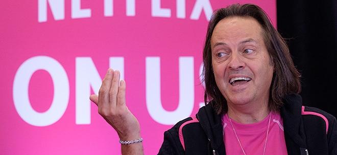 Euro am Sonntag-Aktien-Check: T-Mobile US & Sprint: Deal mit ganz vielen Fragezeichen | Nachricht | finanzen.net