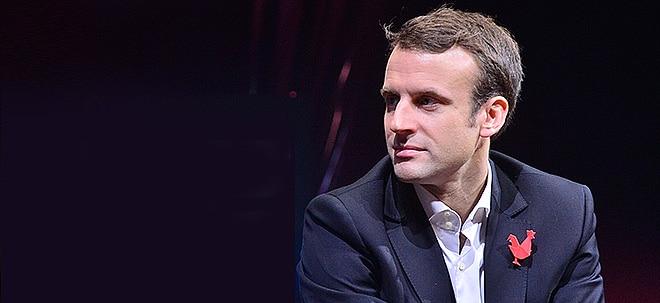Euro am Sonntag-Ausland: Mutmacher Macron: Wie der Präsident Frankreich verändert | Nachricht | finanzen.net