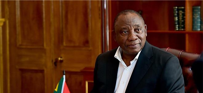 Euro am Sonntag-Ausland: Südafrika: Der Präsident Ramaphosa muss Flagge zeigen | Nachricht | finanzen.net