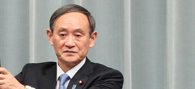 Euro am Sonntag-Fonds-Tipp: Der Mann hinter Abe: Wo Japans neuer Regierungschef überall punktet | Nachricht | finanzen.net