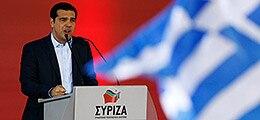 Griechischer Wahlsieger erklärt Sparpolitik für beendet