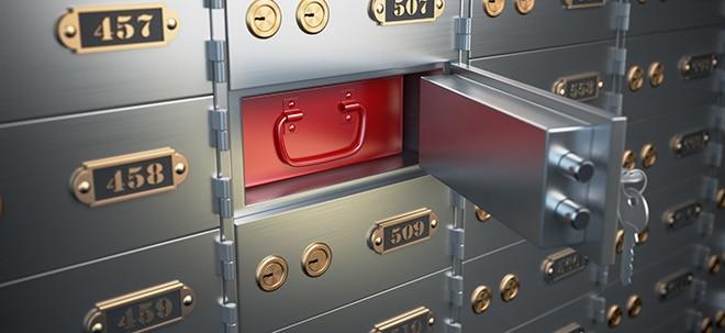 Bargeldaufbewahrung: Lieber Schließfach als Strafzinsen! Wann es sich lohnt | Nachricht | finanzen.net