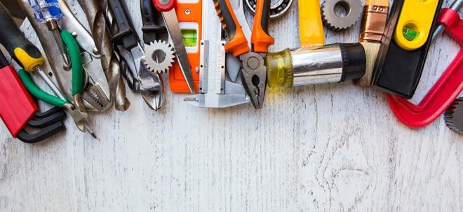Einfach selbst machen: Selber werkeln ist in: Diese Baumarkt-Aktien profitieren besonders | Nachricht | finanzen.net