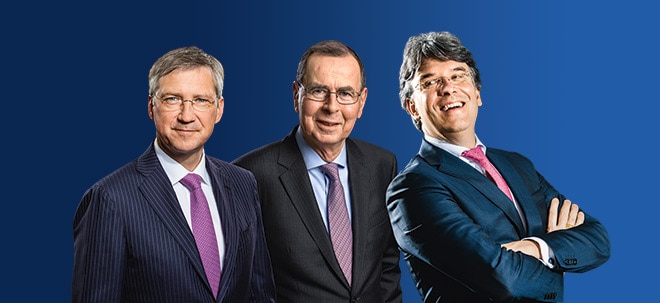Euro am Sonntag-Titel: Deutschlands Fondselite: Fünf geniale Pärchen für Ihr Depot | Nachricht | finanzen.net
