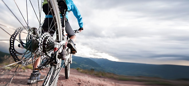 Hohes Drehmoment: Fahrrad-Aktien: Bei welchen Herstellern die Aussichten exzellent bleiben | Nachricht | finanzen.net