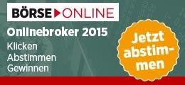 Wählen Sie den Onlinebroker des Jahres - und gewinnen attraktive Preise!