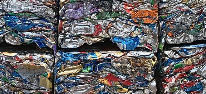 Euro am Sonntag-Zerti-Tipp: Recycling-Zertifikat: Einfach aus Abfall Geld machen! | Nachricht | finanzen.net