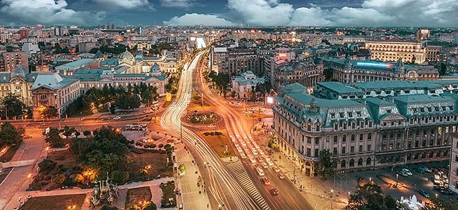 Investments in Osteuropa: Börse Bukarest: Wie sich in Rumänien investieren lässt | Nachricht | finanzen.net