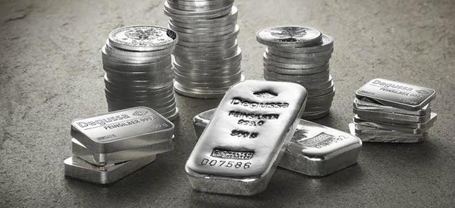 Historische Chance: Silber-Boom - So können Investoren von der Aufholjagd des Edelmetalls profitieren | Nachricht | finanzen.net