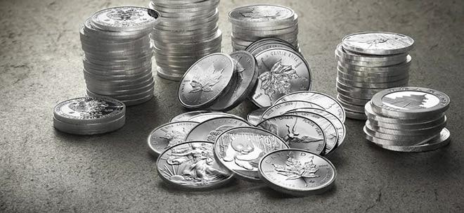 Sichere Häfen: Könnte Silber Gold den Rang ablaufen?   Nachricht   finanzen.net