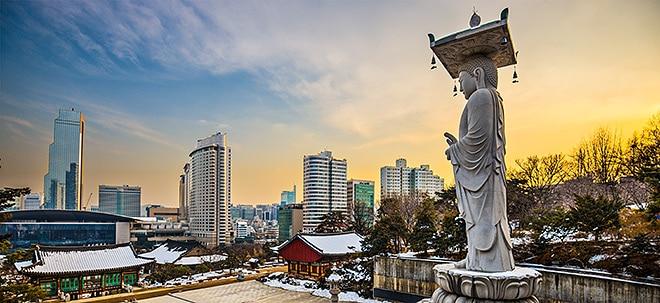 Euro am Sonntag-Meinung: Südkoreanische Aktien: Im Licht der olympischen Flamme