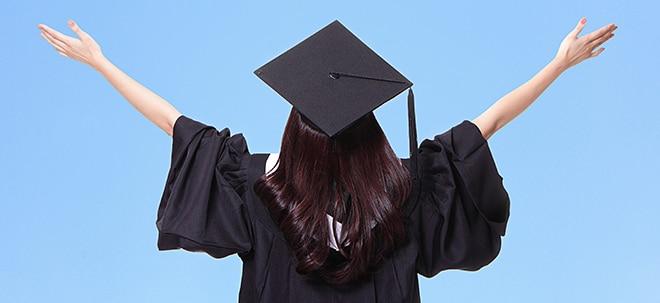 Gehaltsvergleich: Darum wollen immer mehr junge Menschen hohe Bildungsabschlüsse